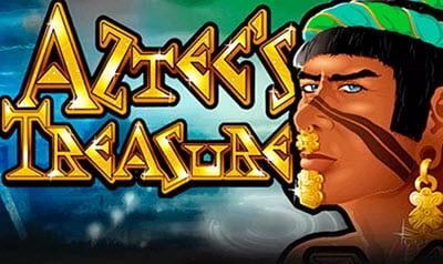 Aztecs Treasure Slot Games