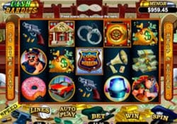 Game Slot Cash Bandit
