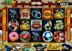 Game Slot Cash Bandit