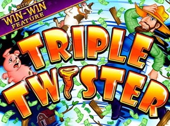 triple twister slot