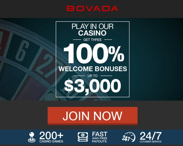 bovada casino match bonus