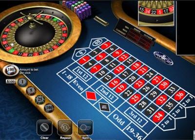 Cool Cat Casino RTG Roulette