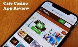 Café Casino Mobile