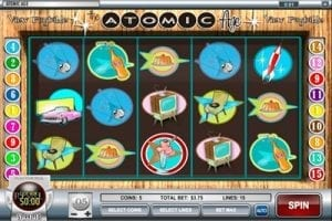 Atomic Age Online Slot