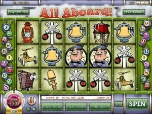 All Abroad Slot