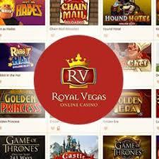 Royal Vegas Gaming Platform
