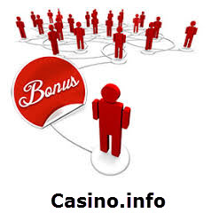 Casino Referral Bonus