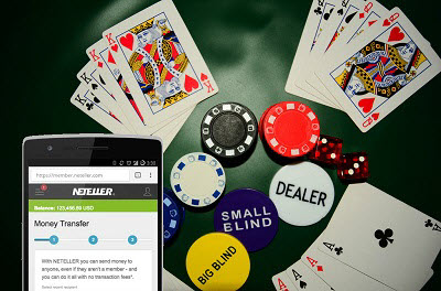 casino with neteller