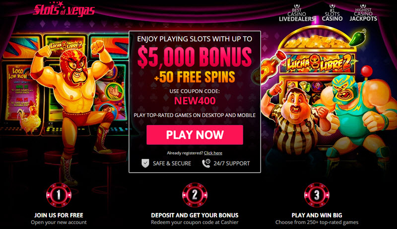 Free casino games no deposit bonus