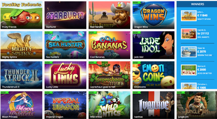 Mr Play Casino Online Slots