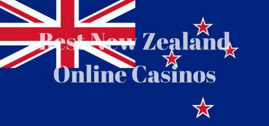 Best Online Casino in New Zealand