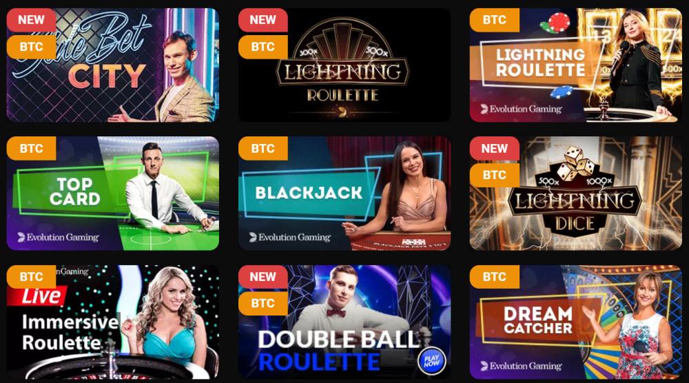 Casino Chan Live