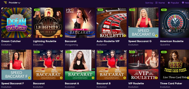 Bao Casino Live