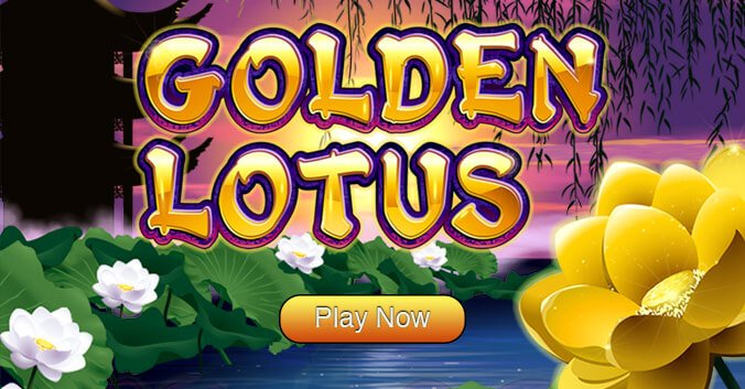 Chinese Golden Lotus Slot