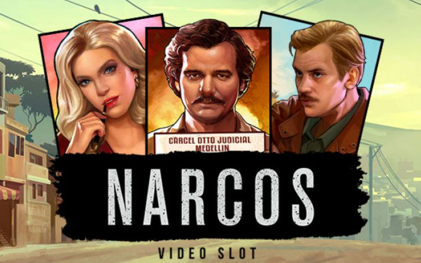 NARCOS ONLINE SLOT