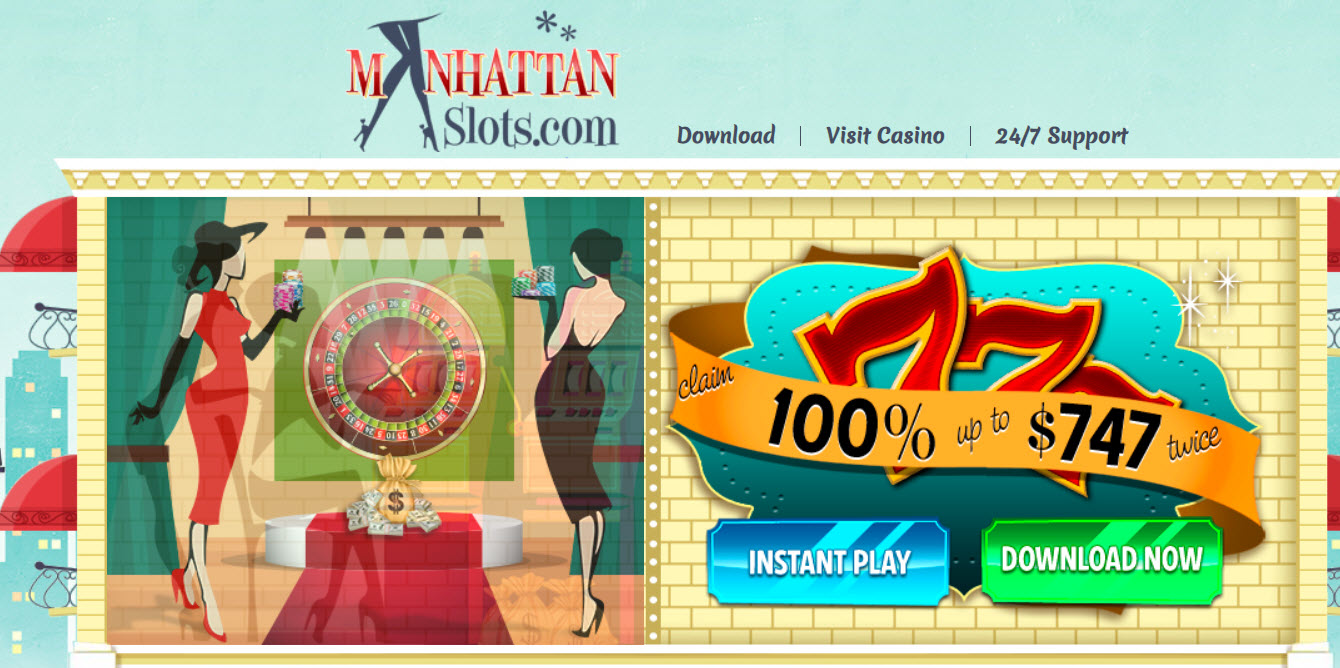 Manhattan Slots Bonus Codes 2020