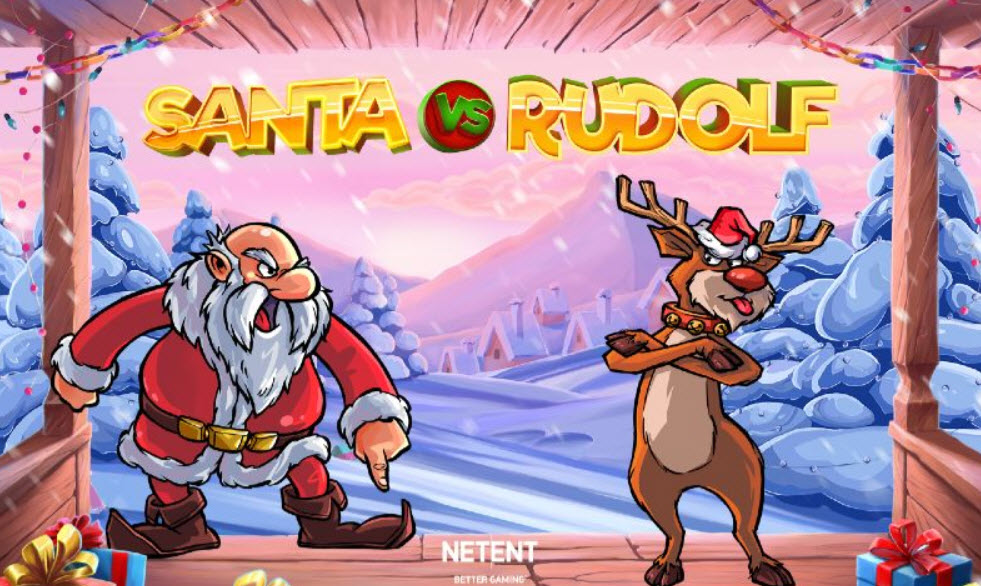 Rudolph Spins