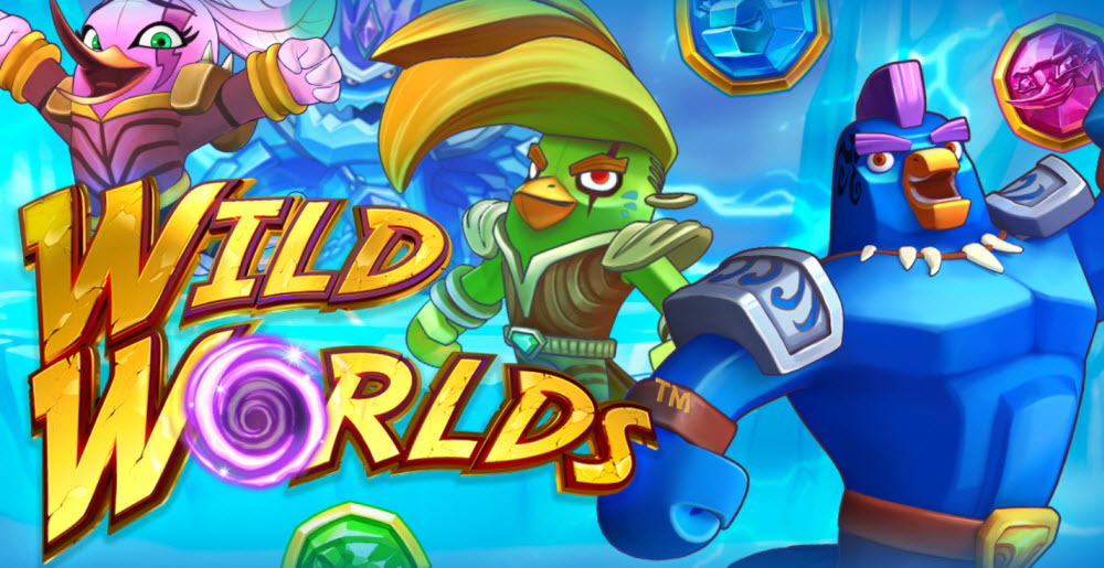 WILD WORLD ONLINE SLOT