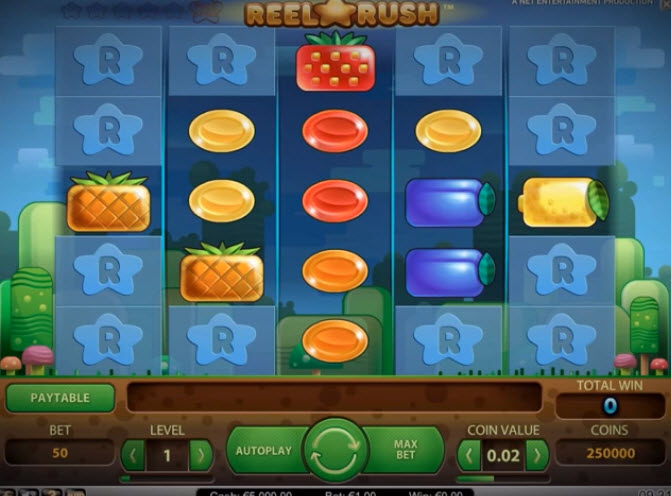 Spiele Reel Rush - Video Slots Online