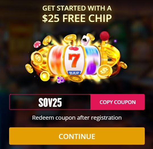 Vegas Casino No Deposit Bonus Codes