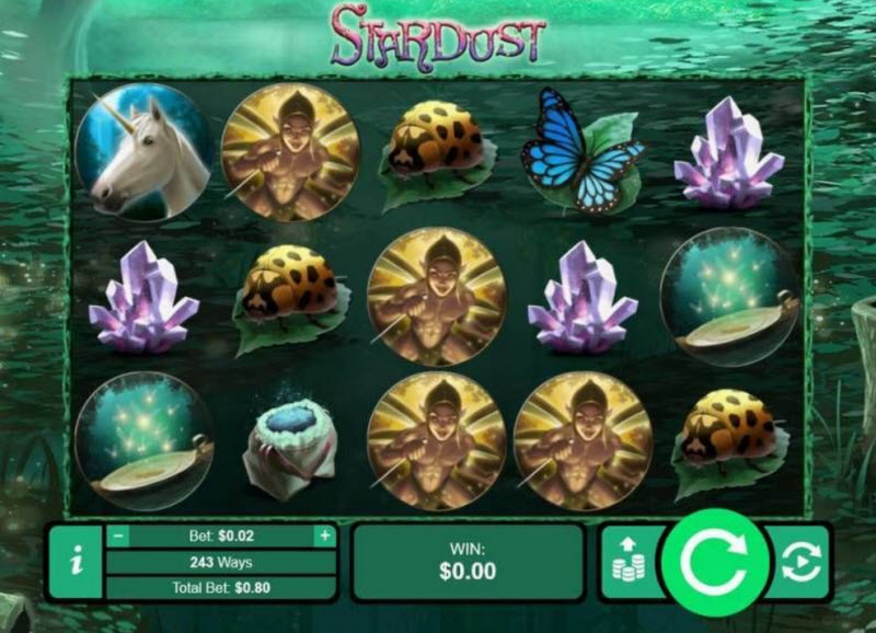 Stardust Slot Game