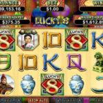 Lucky 8 Slot Machine