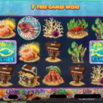 Megaquarium Slot Machine