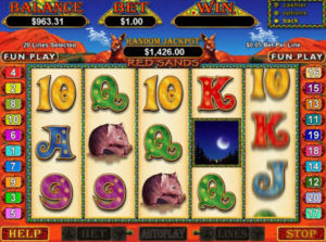 Red Sands Slots