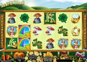 Lucky 6 Slot Machine