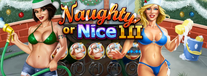 NAUGHTY OR NICE III SLOT