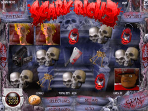 Scary Rich 3 Slot Game