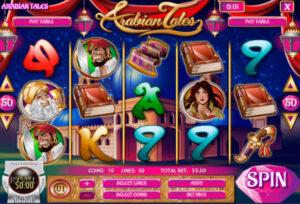 Arabian Tales Slots
