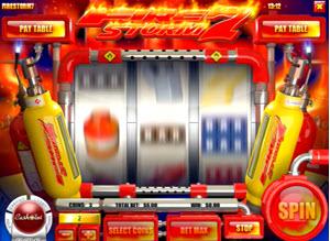 Firestorm 7 Slot