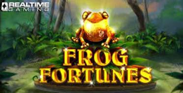 Fortune Frog Slot Machine