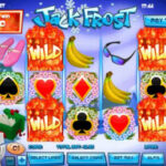 Jack Frost Slot Machine