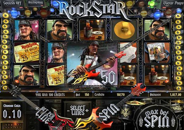 Rock Star Slot