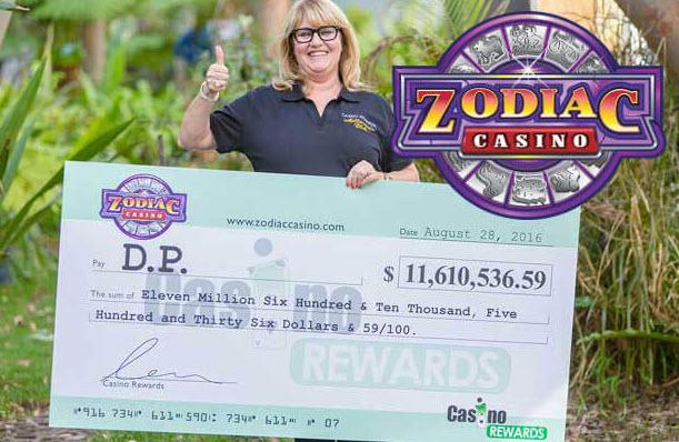 Zodiac Casino Canada sign up Bonus