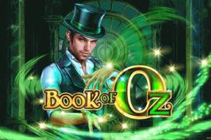 Book of oz slot