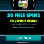 slotocash bonus codes