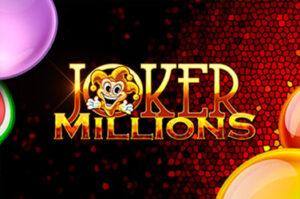 Joker millions slot free