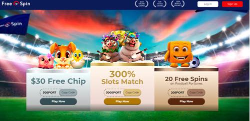 Free Spin Casino