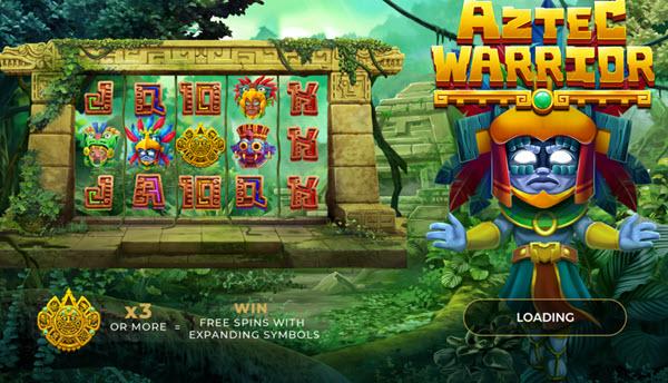 aztec warrior slot