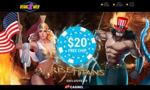 rise of titan slot