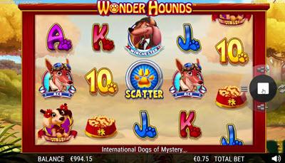 Slot Wonder Hound